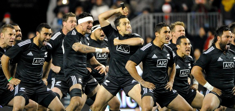 Success – The All Blacks Way