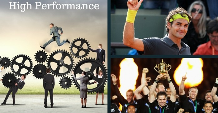 High Performance Thought Process… to Combat Stress