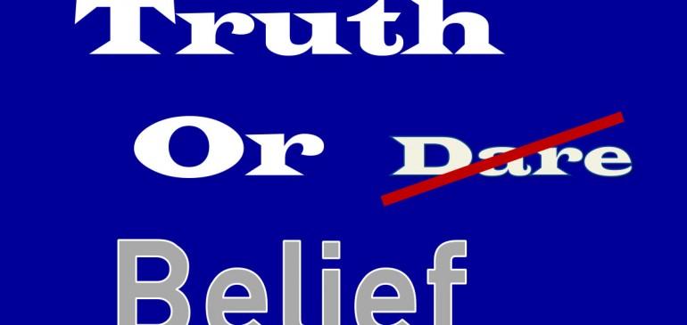 Truth vs Belief